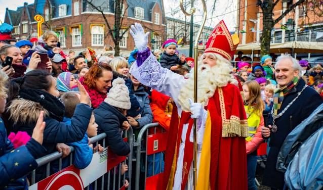 Zaterdag onthaalt Hilversum Sinterklaas. Voor het eerst zijn er demonstranten bij.
