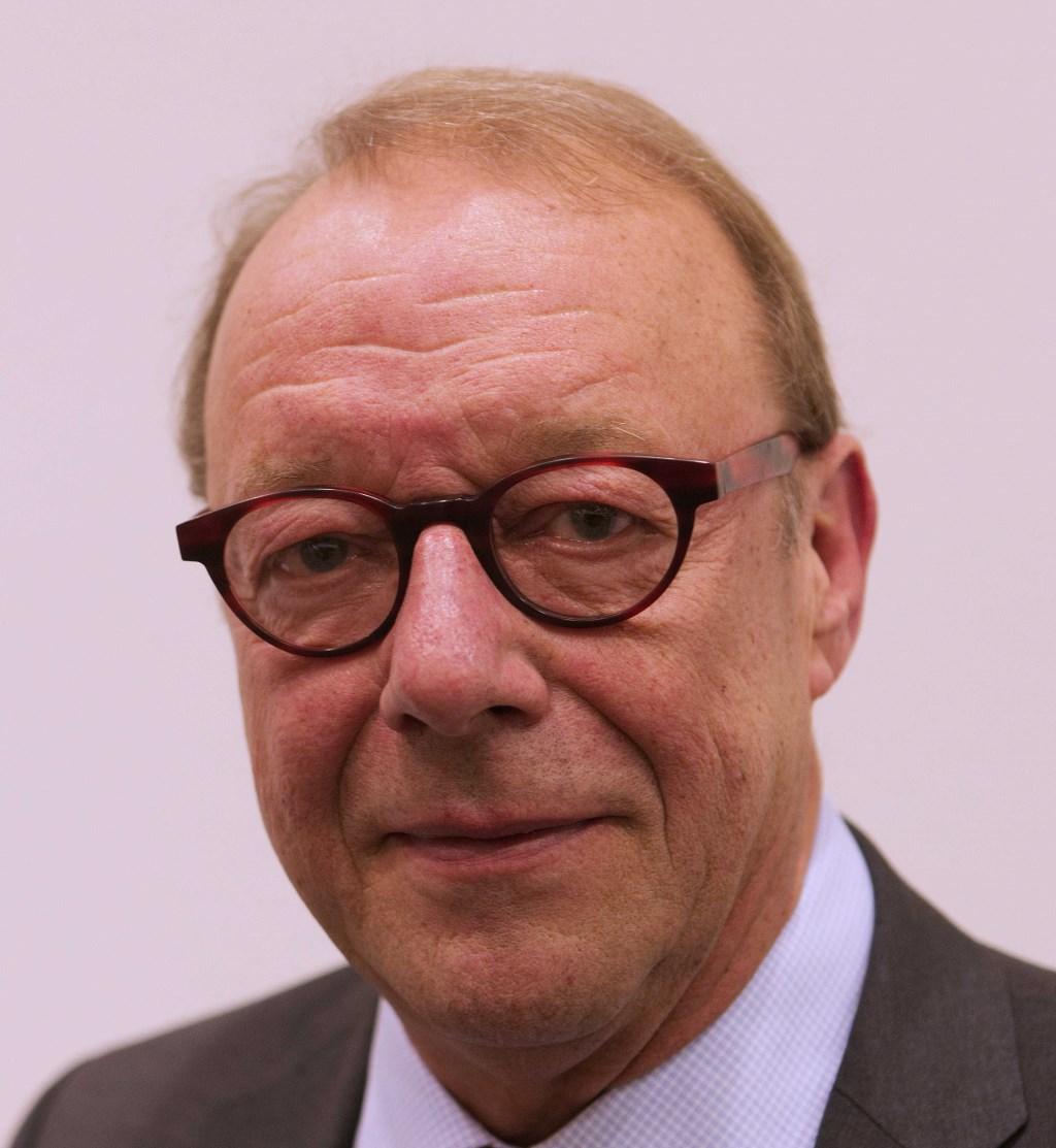 VVD-fractievoorzitter Emil Schade.
