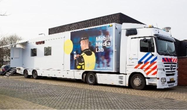Het Mobiel Media Lab komt naar Huizen.