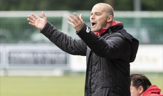 Juan Fernandez Coto heeft volgens de club passie, energie, gedrevenheid en ambitie.