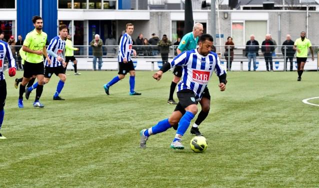 SV Diemen won vorige week zondag van ZSGOWMS.