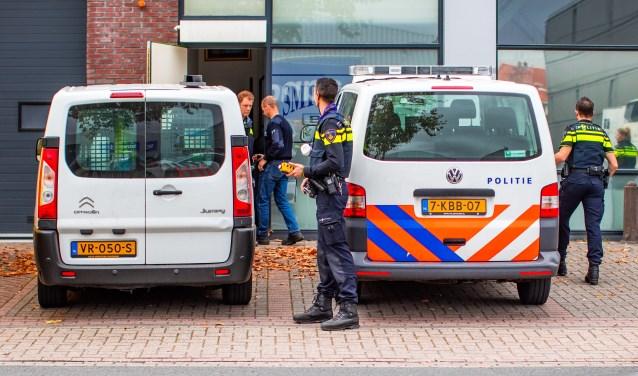 De politie ontdekte de hennepkwekerij eind oktober.