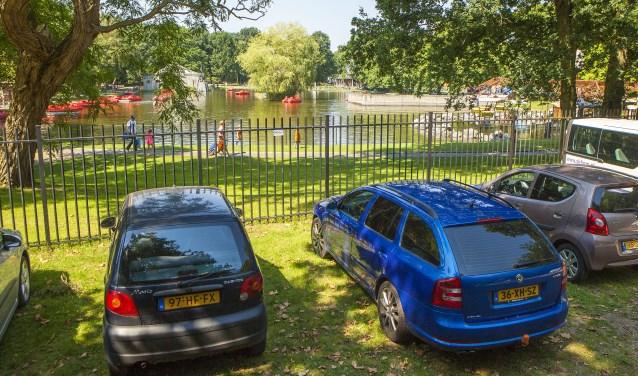 Speelpark Oud Valkeveen Mag Extra Parkeerterrein Openen