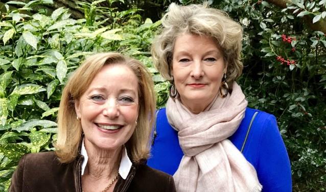 Jacqueline Timmerman (LL) en Maria Klingenberg (CDA).