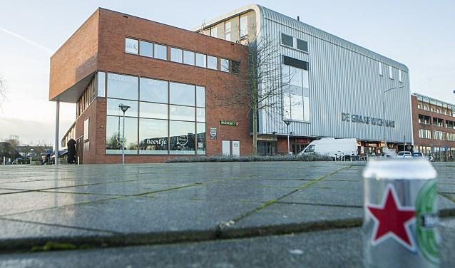 Een maatregel om incidenten rond de horeca in De Graaf Wichman tegen te gaan.