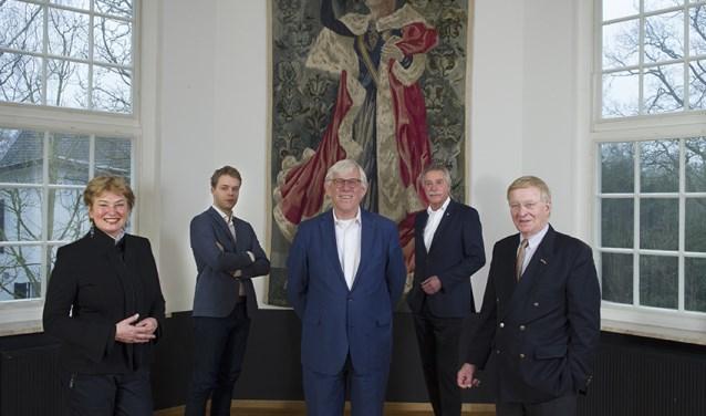 De Top 5 van de VVD Laren.