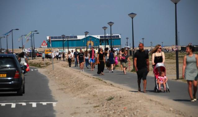 Op Strandeiland komen meerdere stranden en hoewel dat niet specifiek is benoemd, zal er ongetwijfeld plaats zijn voor Blijburg.