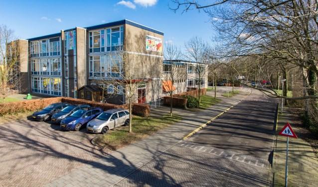 Nieuwbouw voor basisschool De Tweemaster in Naarden.
