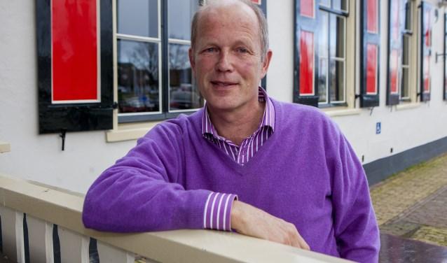 Piet Hein Koning wil met zijn partij Healthy Earth meedoen aan de gemeenteraadsverkiezingen van 21 maart.