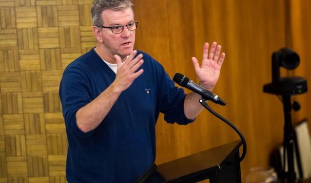 Wanneer Hans Haselager in de gemeenteraad sprak, werd er geluisterd.