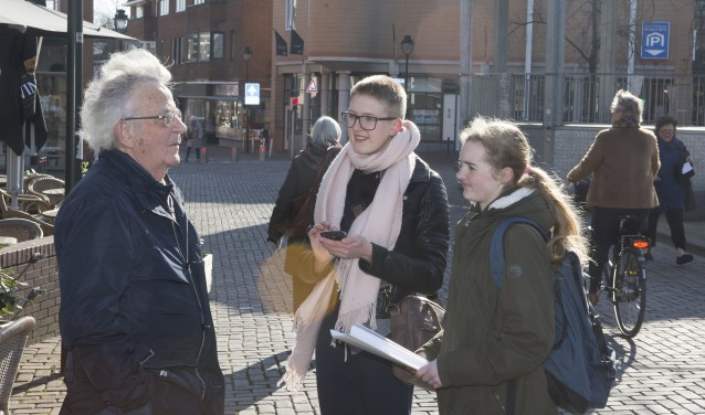 Enquête leerlingen Roland Holst over 'slimme stad' Hilversum