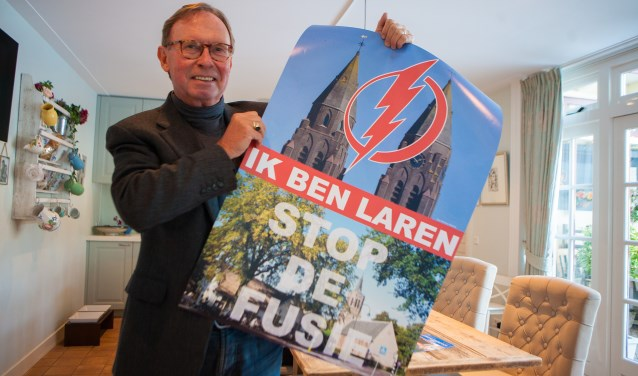 Larens Behoud: 'Provincie probeert Laren buitenspel te zetten'