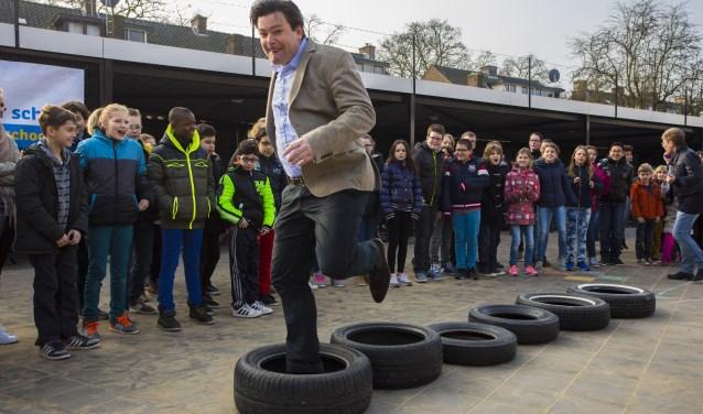 In maart 2016 startte het project Veilig naar School. Daar wil de VVD een vervolg aan geven.