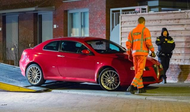 Politie zoekt tweede gestolen auto in Laren