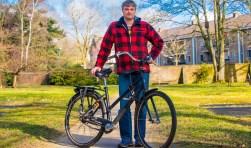 """Joost Bennekers: """"Pak eens de fiets."""""""