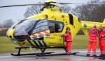 Komend jaar mogen de trauma- en politiehelikopter ook tanken buiten de uniforme daglichtperiode.