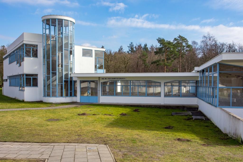 Gooi En Eembode Hilversum Zonnestraal Op Werelderfgoedlijst Van