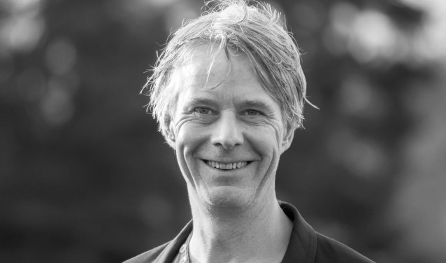 Patriek Kerkhoff, lijsttrekker GroenLinks.