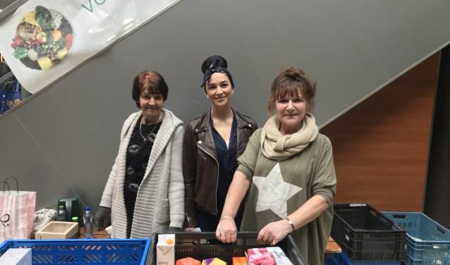 Voedselbank houdt winkelactie bij Albert Heijn