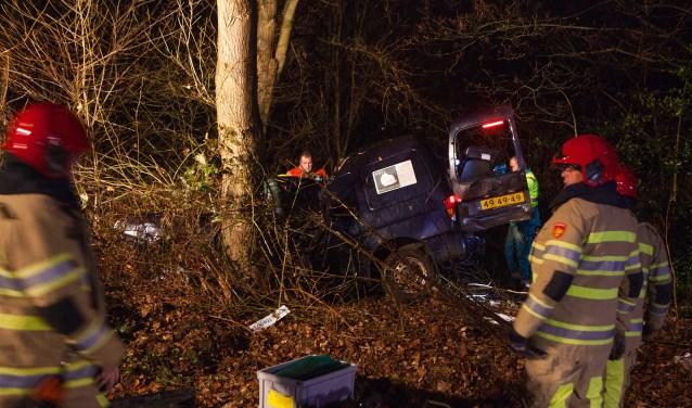 De rechtszaak over dit ongeval op de A27 is begonnen.