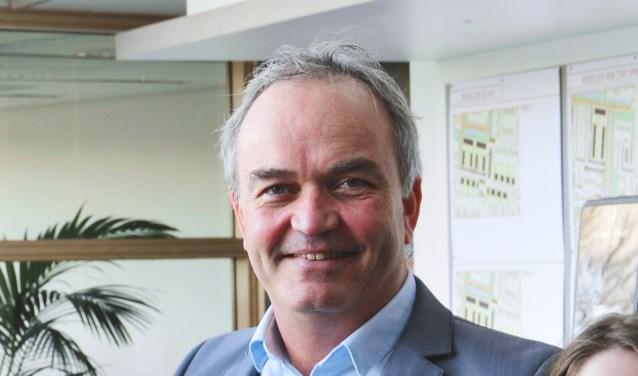 D66-raadslid Martijn Gebbink.