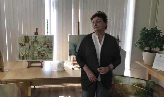 Eerste dag Kunstroute Diemen trekt veel kunstliefhebbers