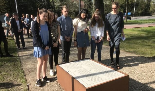 Joodse kinderen Berg-Stichting herdacht