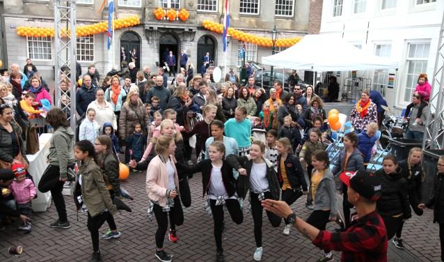 Koningsdag in Weesp wordt feest voor het gezin