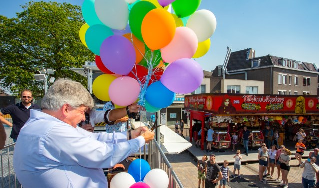 Ballonnenrel: 'Hilversum overtreedt eigen APV'