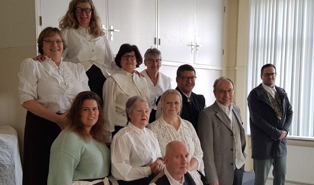 Theatergroep Diemen speelt De Kersentuin van Tsjechov