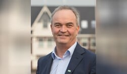D66-fractievoorzitter Martijn Gebbink.