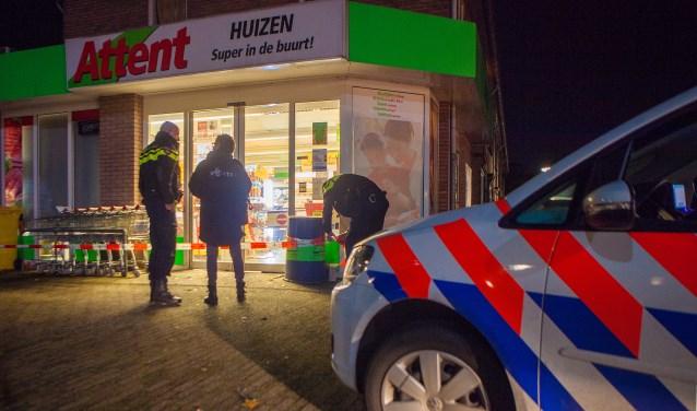 Ze worden onder andere verdacht van betrokkenheid bij een poging tot een overval op een Attent supermarkt.