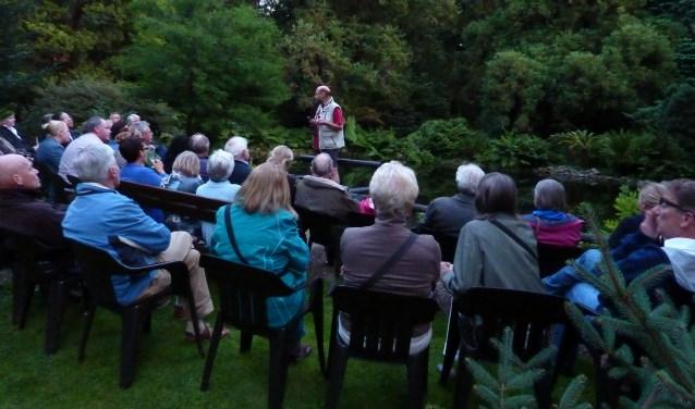 Zomeravondrondleiding door het Pinetum Blijdenstein op 19 augustus.