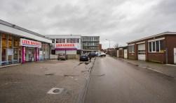 Wat is de status van de woningbouwplannen voor het oude Leen Bakkerpand aan de Korte Noorderweg?
