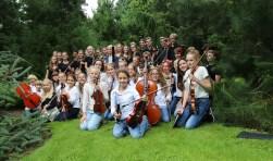 Het Goois Jeugd Orkest.