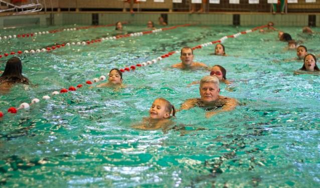 Zwemvierdaagse gaat morgenavond van start