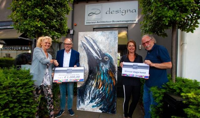 Kunstenares ineke onkenhout van der ley wint eerste designa