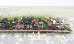 Nieuw woongebied Ruijtersweide met 44 woningen in Zuidpolder - Eemnes.