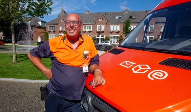 Postbode Wout heeft donderdag zijn aller, aller, allerlaatste werkdag in Naarden.