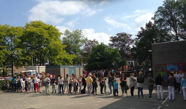 Ieder jaar is het festival enorm populair.