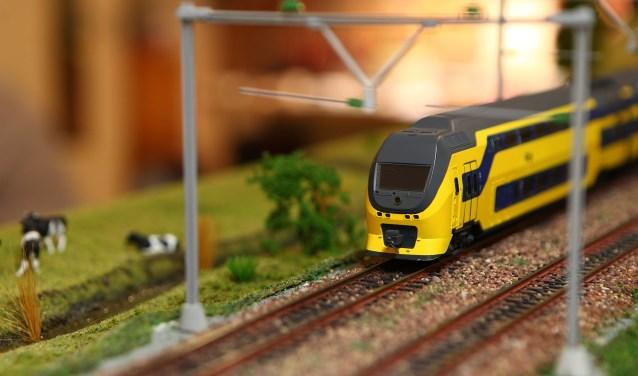 De regio zou nu eensgezind zijn voor een spoorlijn langs de A27.