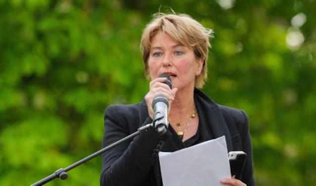 VVD-raadslid Désirée Niekus.