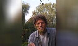 Dichter Gerard Beentjes.