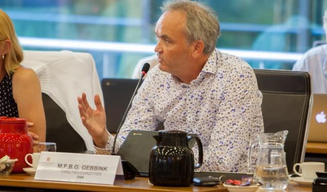 Martijn Gebbink gaat aan de slag in Brussel.