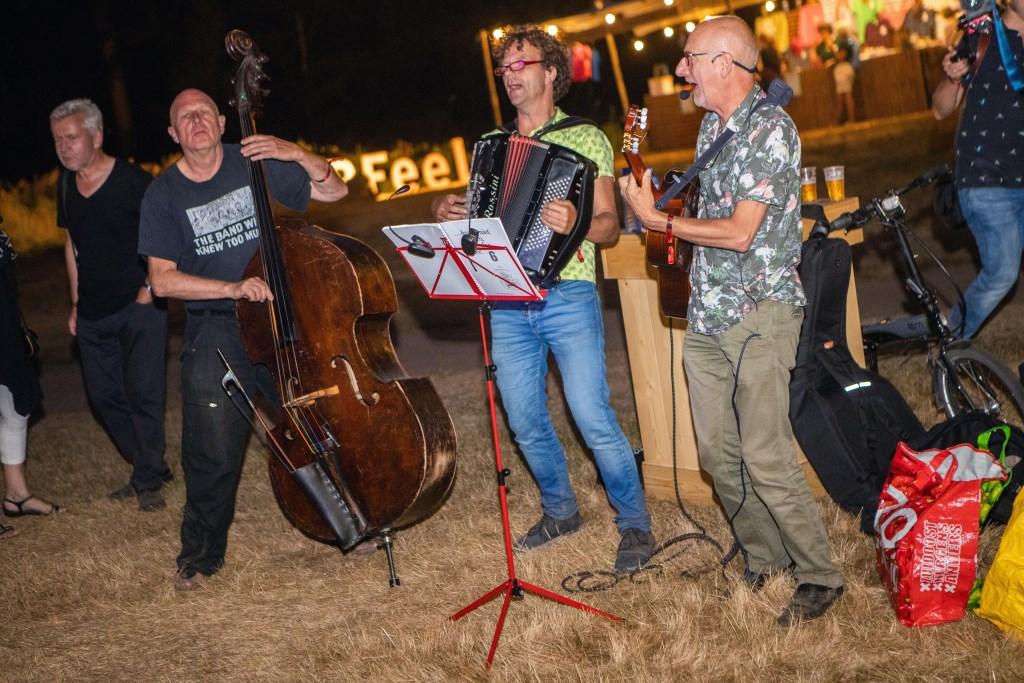 Op zeven locaties traden musici op. Foto: Bastiaan Miché © Enter Media