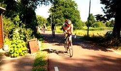 Op de Stammerwijk richting Driemond.
