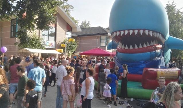 Impressie zomerfeest St Vitusschool