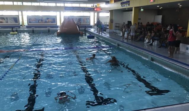Zwemmen In Koel Water Tijdens Kinderzomerspelen Diemernieuws