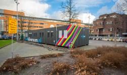 Stichting Hilversum Marketing is gevestigd op het Stationsplein.
