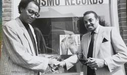 Waldy Samson trok in de jaren 90 een paar dagen op met Joe Jackson.